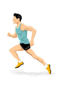 running athlete vegan diet