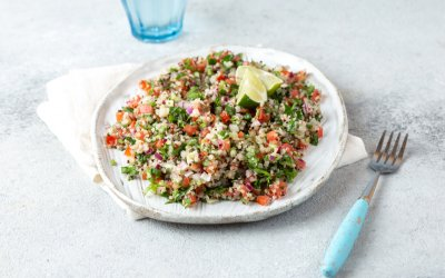 Vegan Tabbouleh, Easy and Delicious