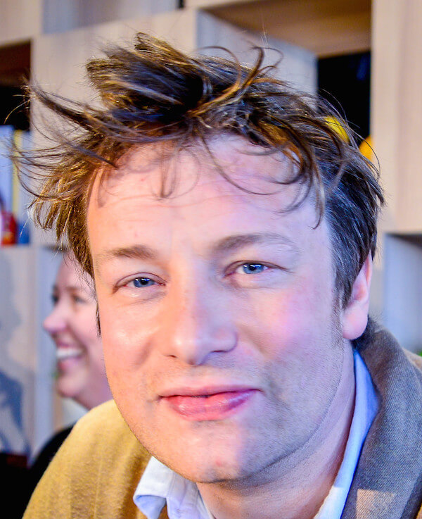 Did you know Jamie Oliver has Vegan Recipes?