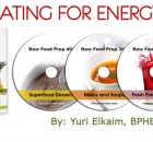 eating raw for energy