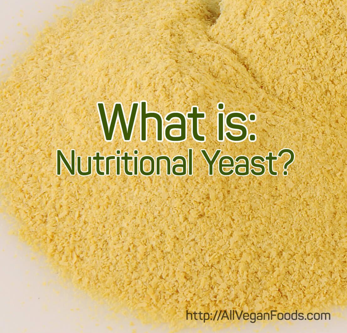 Vegan Lingo Explained – Nooch, Nutritional Yeast