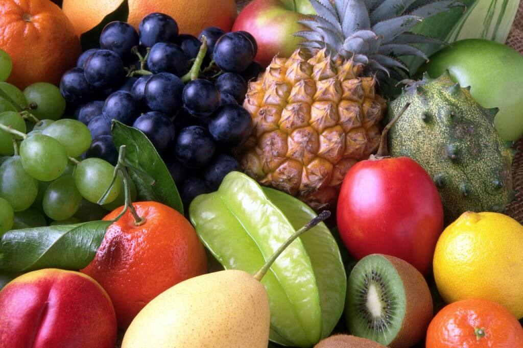 fruits how to feel fuller vegan