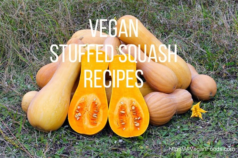 These Stuffed Squash Recipes Will Stuff Your Parties With Cheer