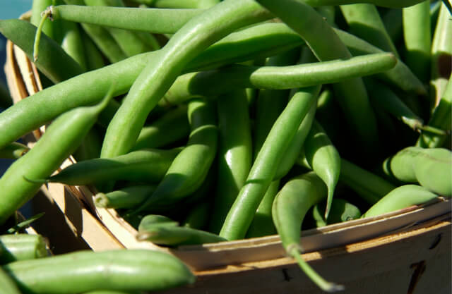 Green Beans grilling AllveganFoods