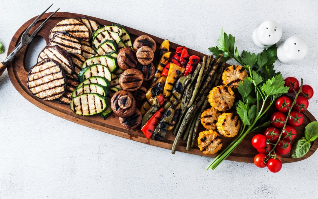 Vegan grilling: 11 perfect vegetables to use