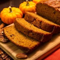 pumpkin bread | All Vegan Foods