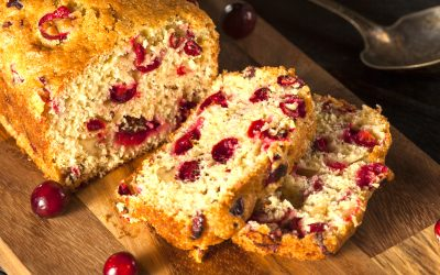 Vegan orange cranberry bread to gush over: 3 tips for a mouth-watering treat